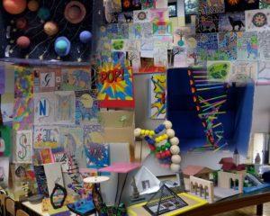 Collage di foto che rappresentano le attività degli alunni