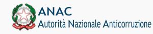 Logo dell'autorità nazionale anticorruzione